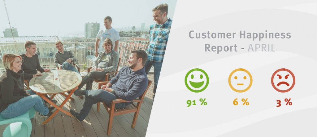 customer happiness report