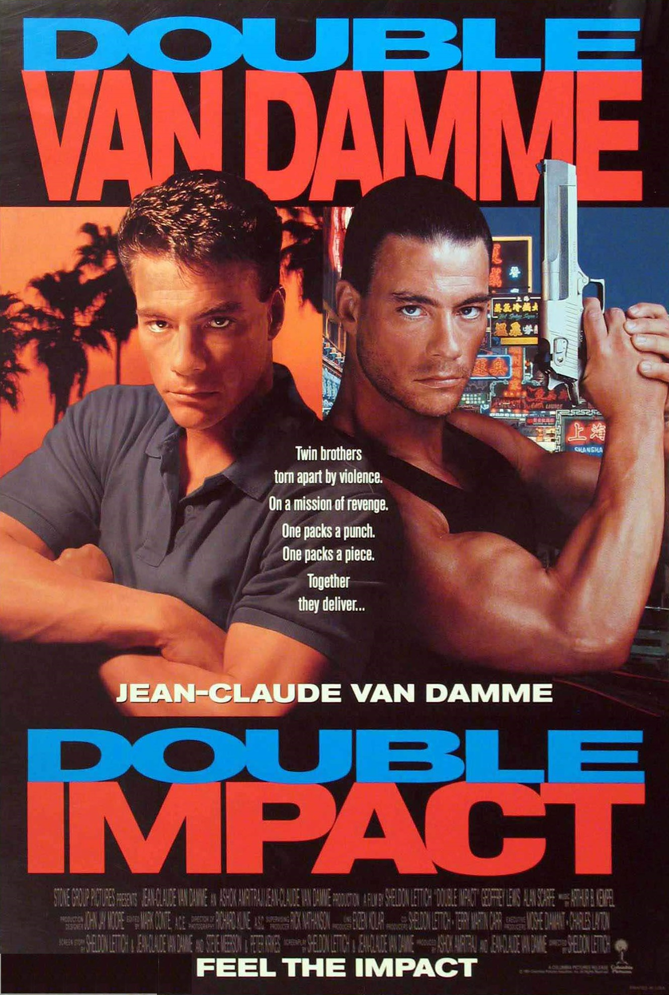 jcvd double impact