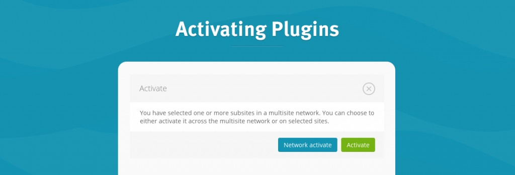 activating plugin