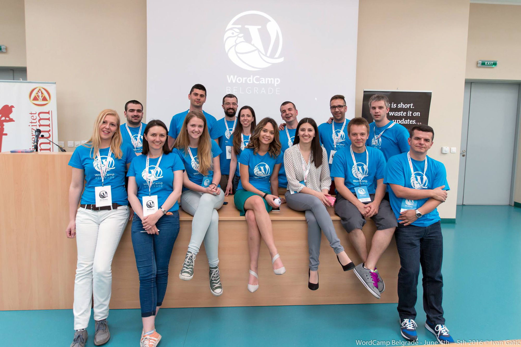 WordCamp Belgrade 2016 - © Ivan Gatic