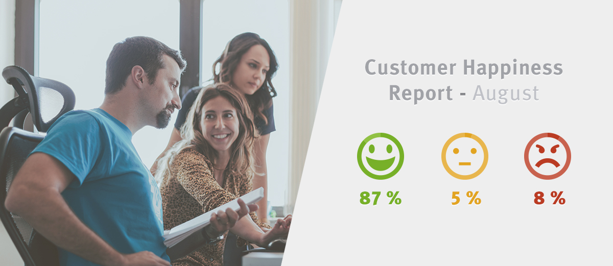 ManageWP Customer Happiness Report