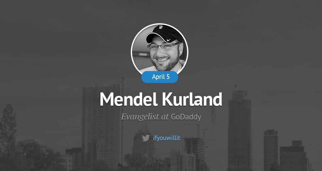 AMA season 4 Mendel Kurland