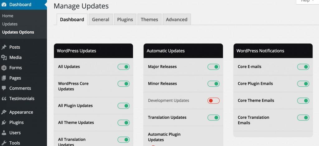 easy updates