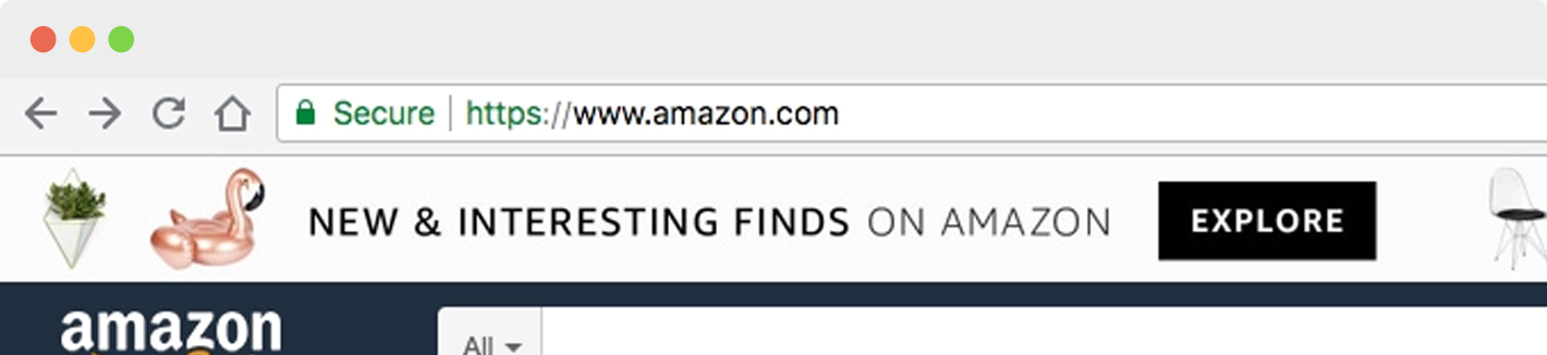 Amazon HTTPS