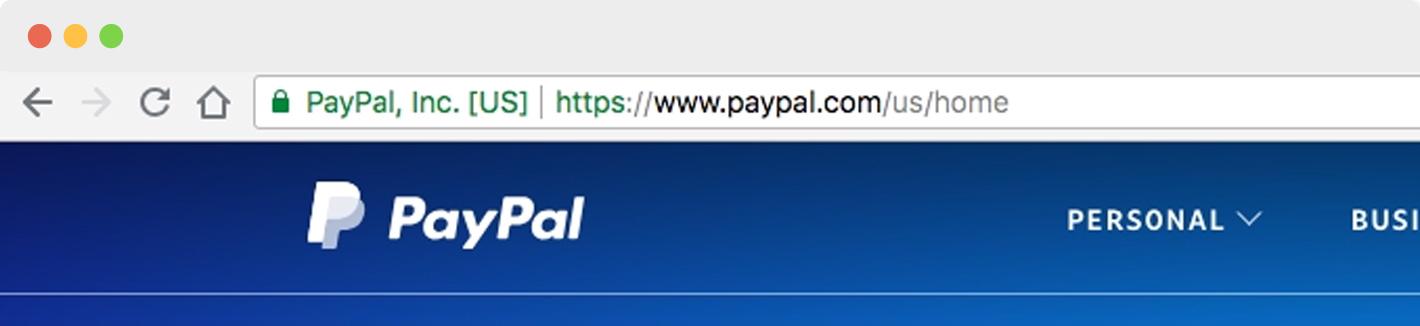 PayPal HTTPS