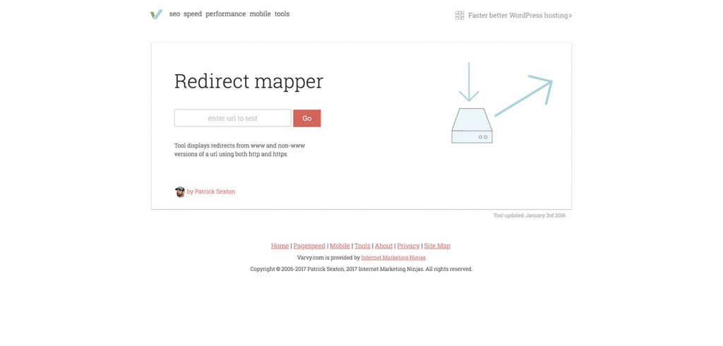 Varvy Redirect Mapper