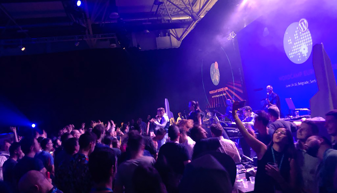 WCEU afterparty