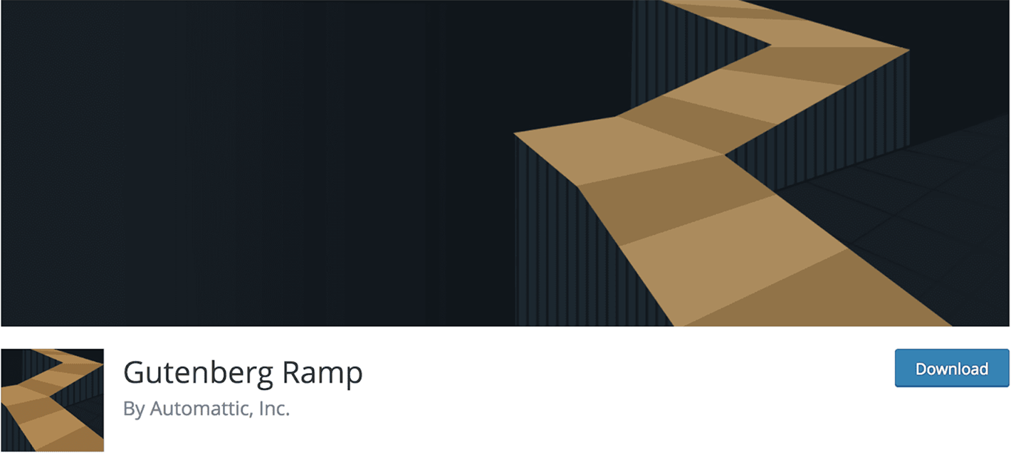 Gutenberg Ramp