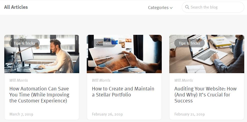 The ManageWP blog.