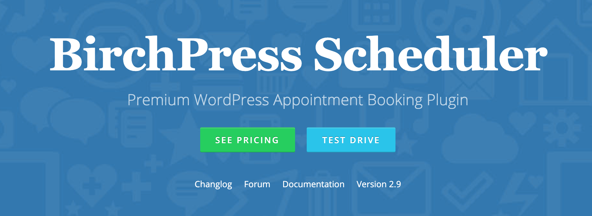The BirchPress Scheduler plugin.