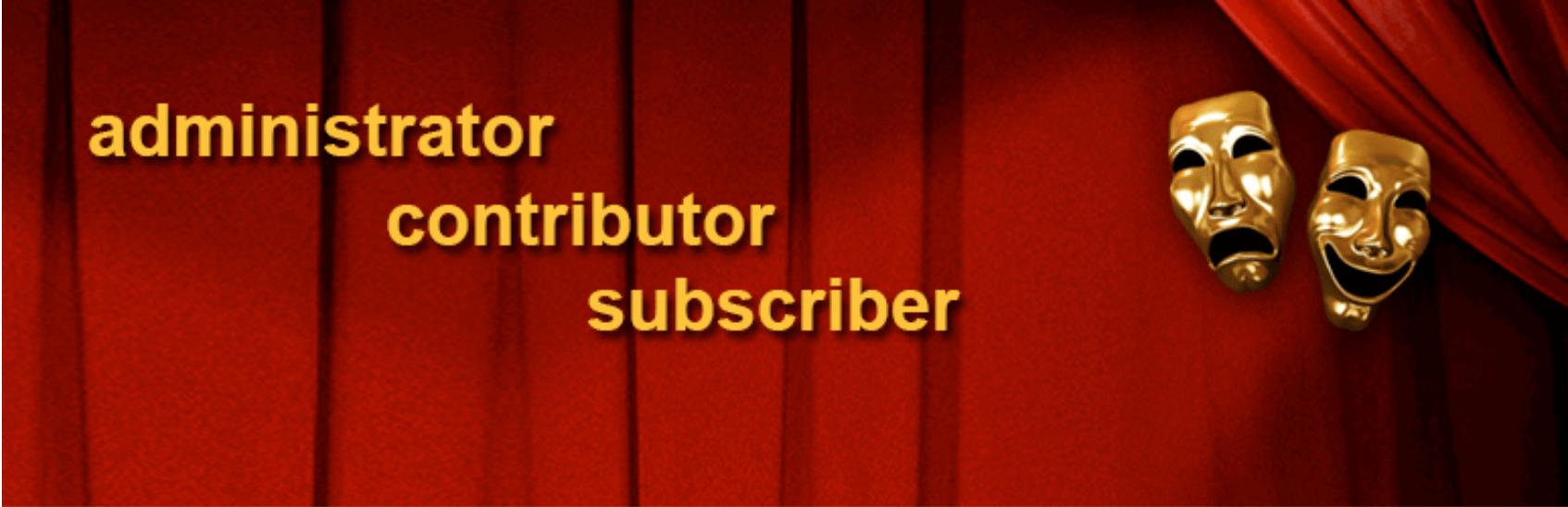 The User Role Editor WordPress plugin.