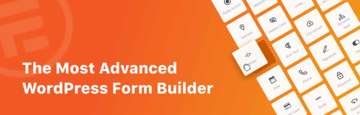 The Formidable Forms WordPress plugin.